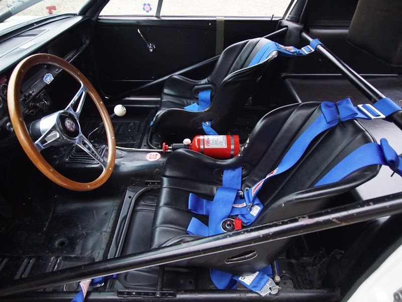 1966 Ford Mustang GT 350 H Shelby race car original Shelby Hertz For Sale (picture 3 of 6)