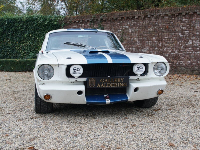1966 Ford Mustang GT 350 H Shelby race car original Shelby Hertz For Sale (picture 5 of 6)