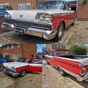 1959 ford ranchero with a 429 engine For Sale