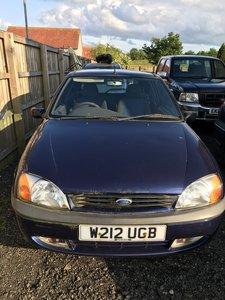 2000 Nice little car for restoration