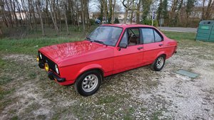 1979 Ford escort mk2 1300 sport For Sale