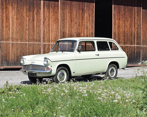 1962 Ford Anglia Super Combi deluxe (ohne Limit) For Sale by Auction