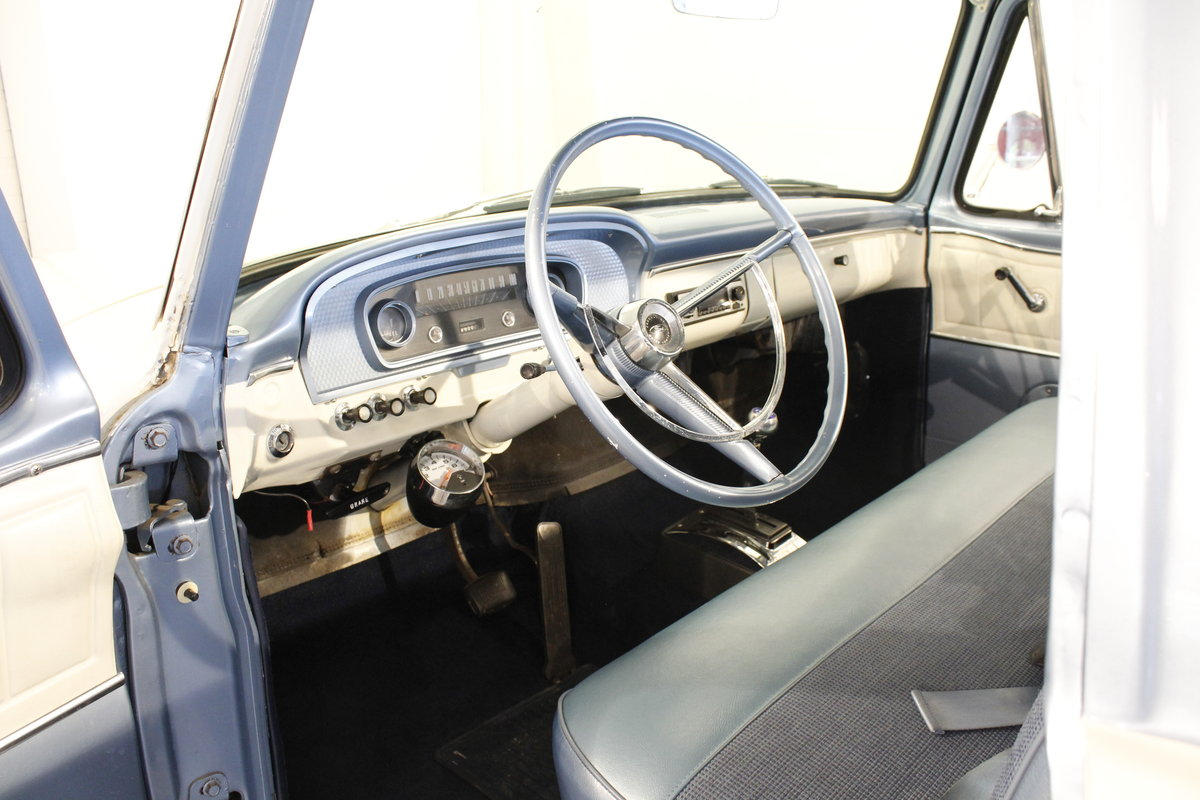 1965 Ford F 100 Pick-Up Automatic For Sale (picture 4 of 6)