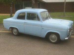 1958 Ford Anglia 100E at ACA 15th June  For Sale
