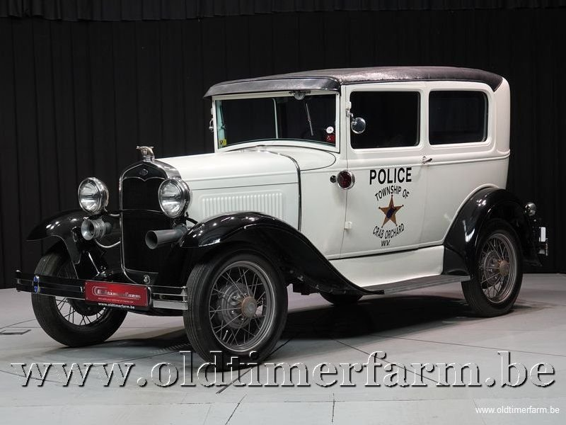 1931 Ford Model A Tudor '31 For Sale (picture 1 of 6)