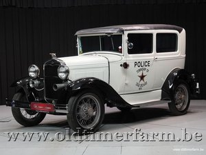 1931 Ford Model A Tudor '31 For Sale