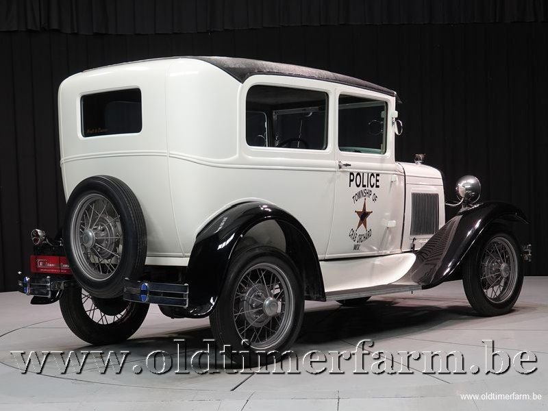 1931 Ford Model A Tudor '31 For Sale (picture 2 of 6)