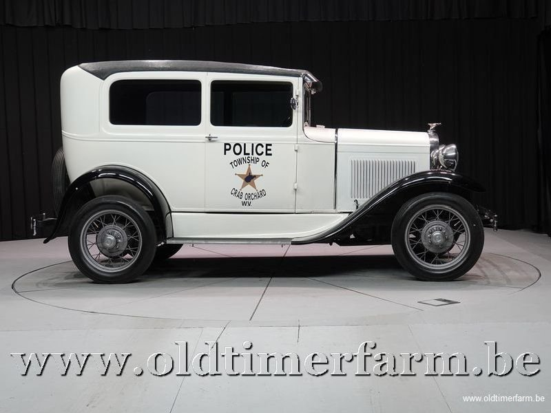 1931 Ford Model A Tudor '31 For Sale (picture 3 of 6)