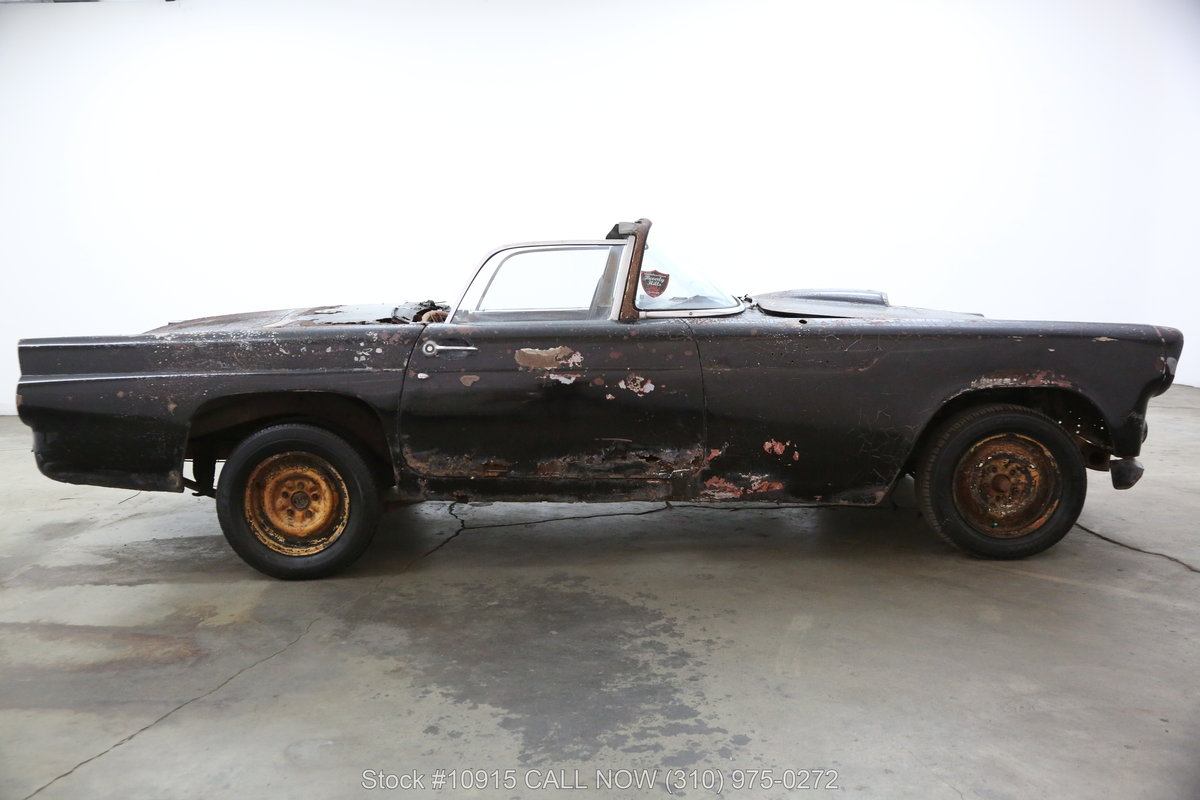1955 Ford Thunderbird For Sale (picture 2 of 5)