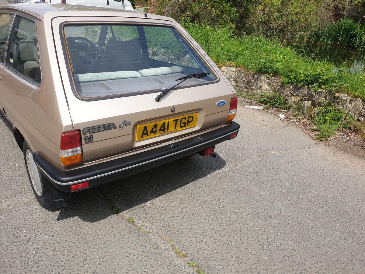 Mk2 1983 1.1 ghia Fiesta For Sale (picture 2 of 6)
