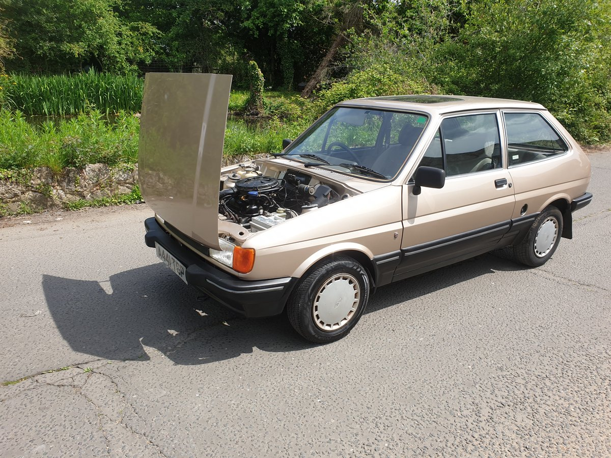 Mk2 1983 1.1 ghia Fiesta For Sale (picture 5 of 6)