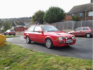 1991 Ford Escort xr3i For Sale