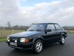 1982 Ford Escort MK III XR3 Injection For Sale