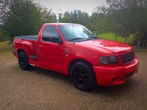1999 FORD F150 LIGHTNING 5.4 SVT SUPERCHARGED - POSS PX