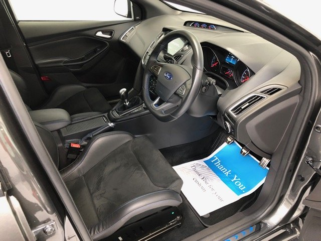 2016 A Rare opportunity to Own Focus RS MK 3 - Grey SOLD (picture 6 of 6)