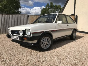 1983 Ford Fiesta Mk1 XR2 £10495 For Sale