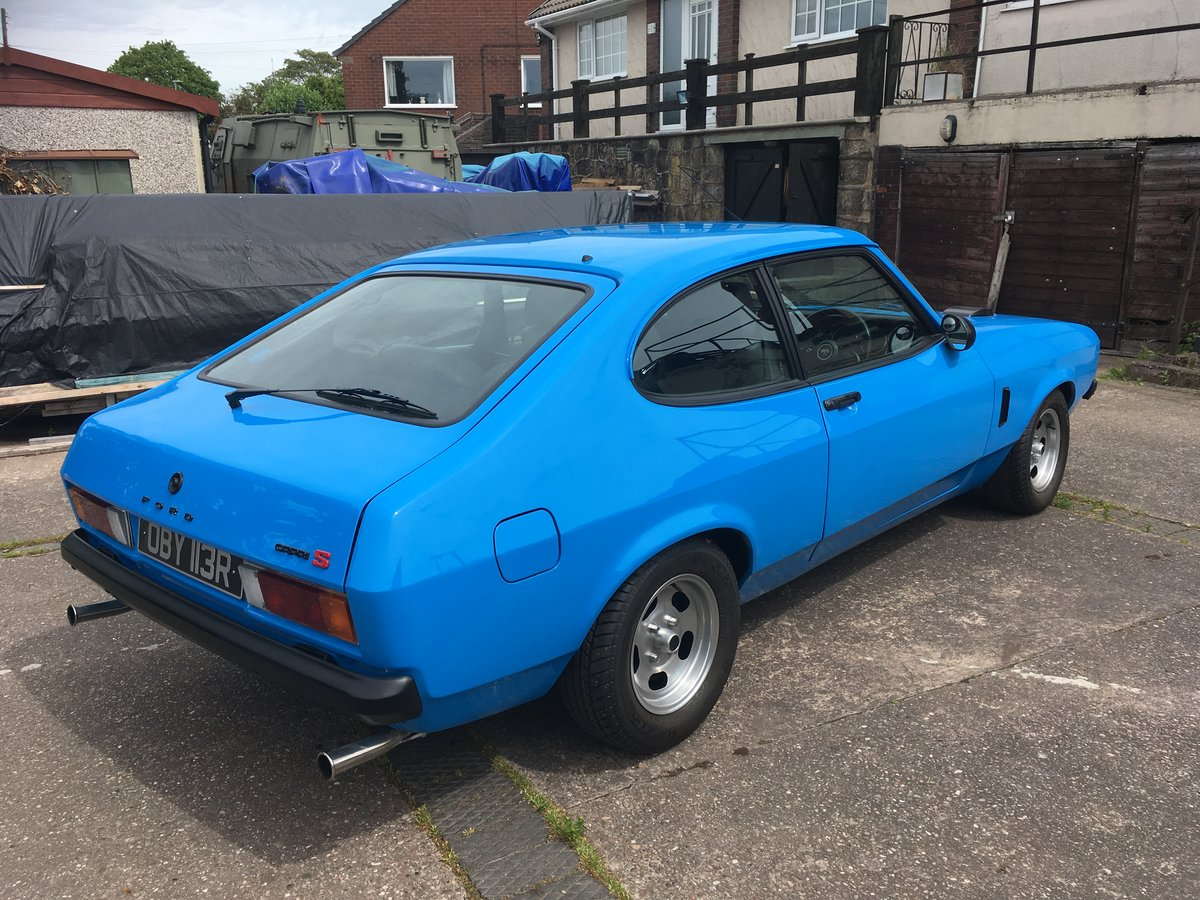 1976 Ford Capri MkII 3.0 S For Sale (picture 2 of 6)