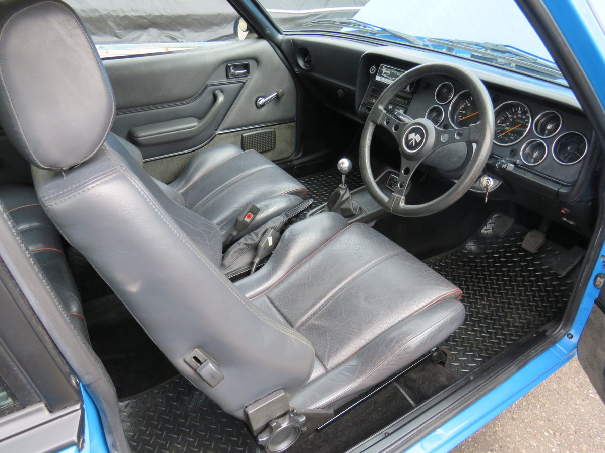 1976 Ford Capri MkII 3.0 S For Sale (picture 4 of 6)