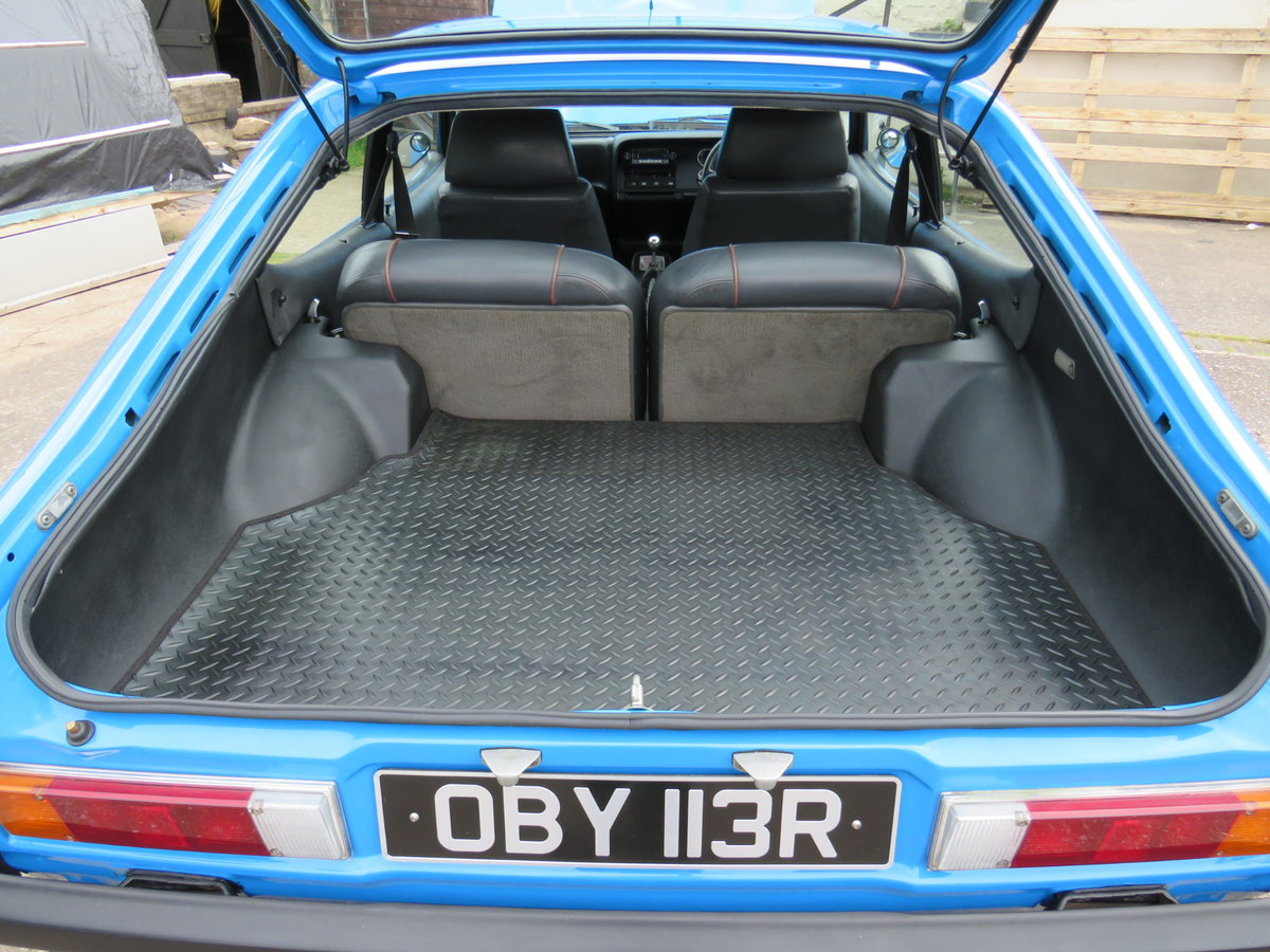 1976 Ford Capri MkII 3.0 S For Sale (picture 6 of 6)