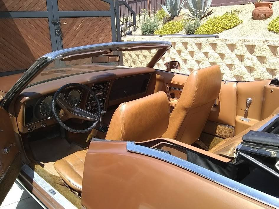 1972 Classic 70's Mustang Convertible For Sale (picture 4 of 6)