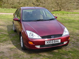 Immaculate 2000 (x) ford focus 1.8 ghia 20k Miles For Sale