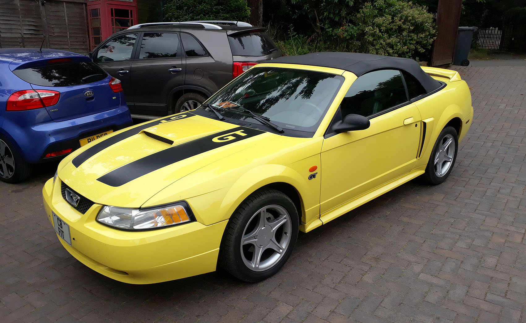2001 ford mustang gt convertible for sale car and classic