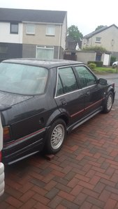 1989 Ford Orion 1600e
