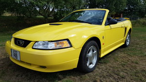 2002 Ford Mustang - Less than 22000 rust free miles For Sale