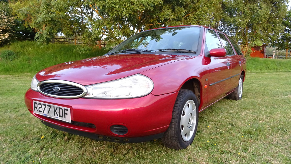 1997 Ford Mondeo One owner & only 11680 Miles! For Sale (picture 1 of 6)