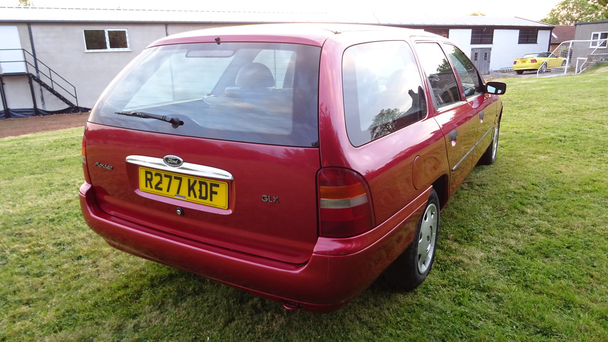 1997 Ford Mondeo One owner & only 11680 Miles! For Sale (picture 3 of 6)