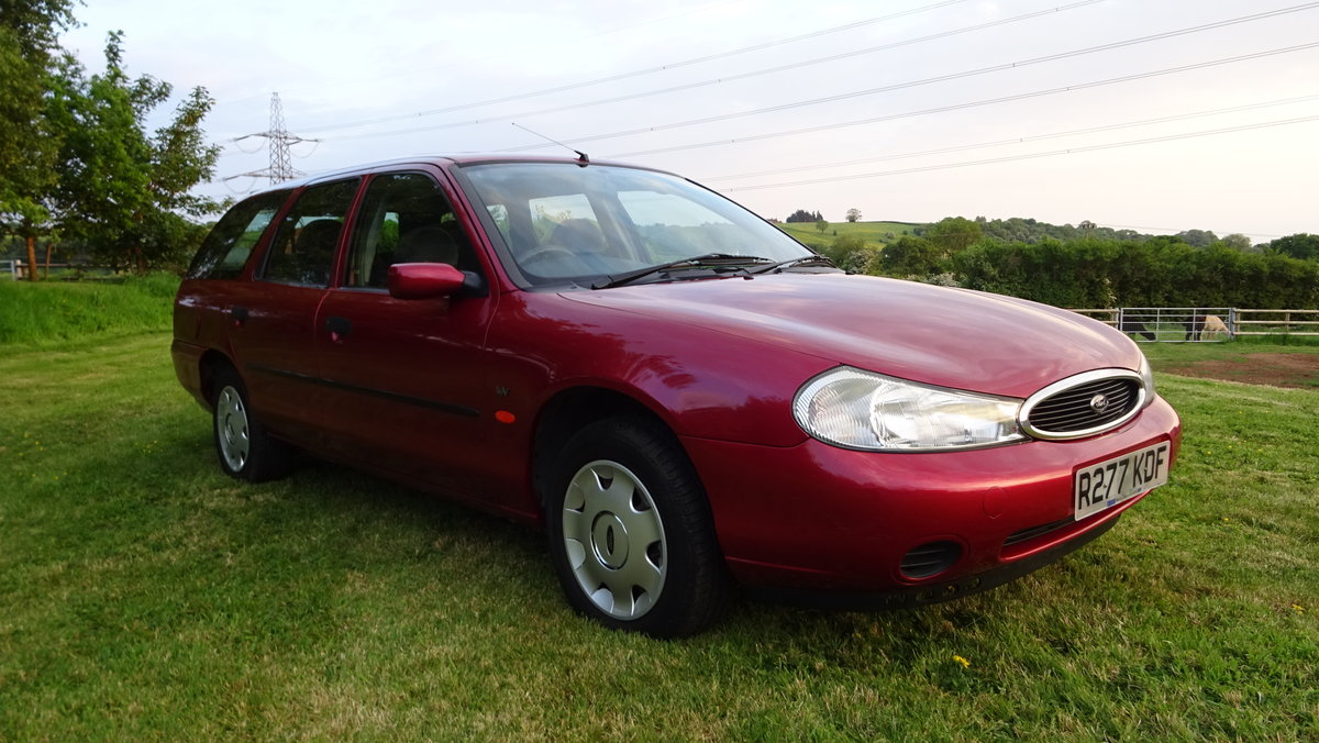 1997 Ford Mondeo One owner & only 11680 Miles! For Sale (picture 4 of 6)