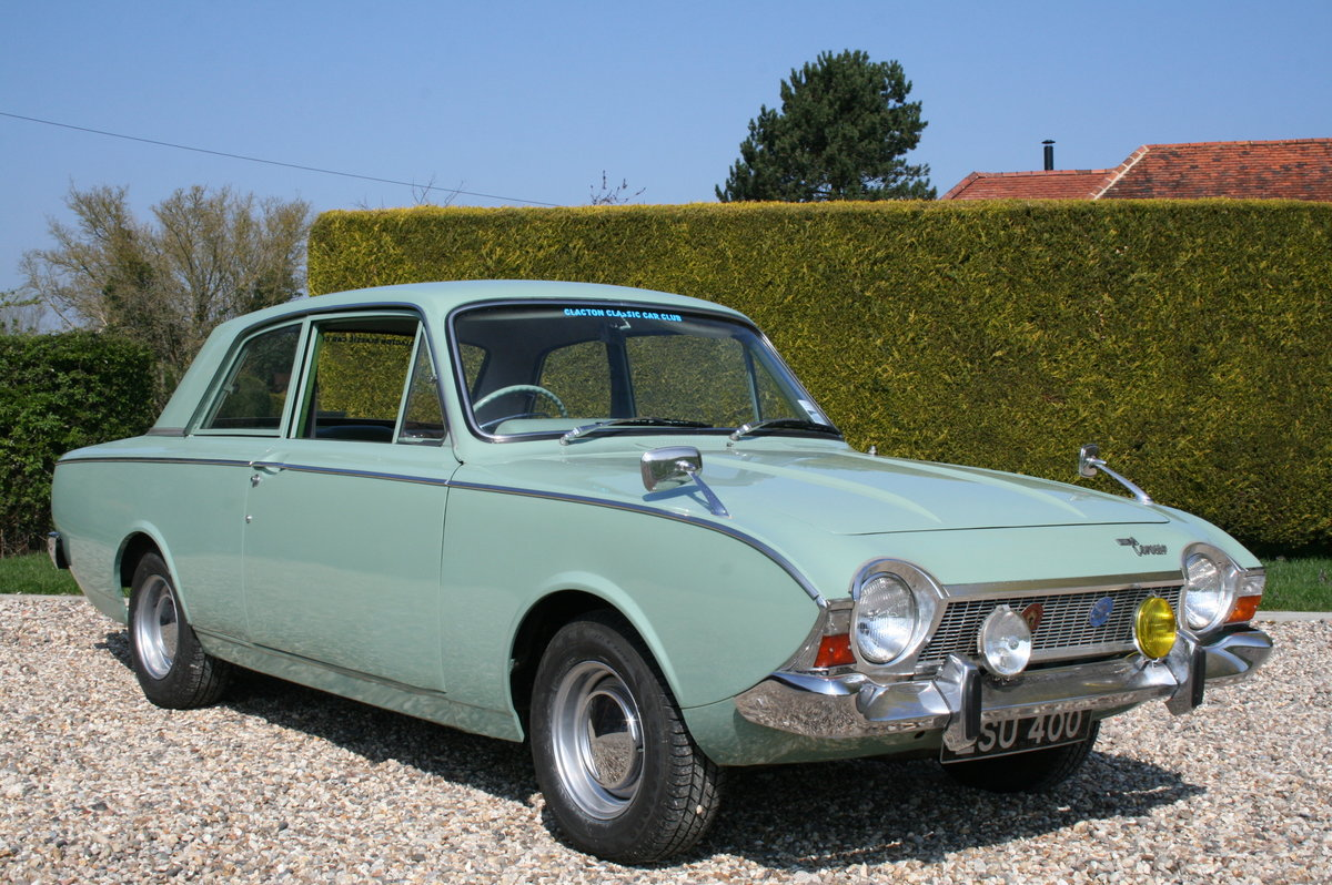 1964 Ford Corsair 1500 2 Door.Now Sold,More Fords  Wanted (picture 1 of 6)