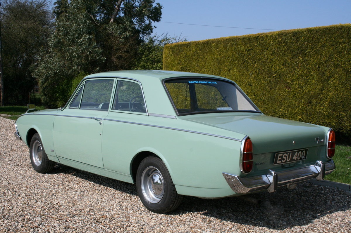 1964 Very Rare Corsair 1500 2 Door in superb order throughout For Sale (picture 2 of 6)