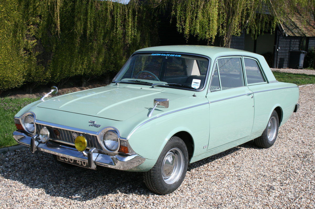 1964 Very Rare Corsair 1500 2 Door in superb order throughout For Sale (picture 4 of 6)
