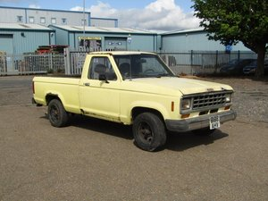 1987 Ford Ranger 2.0 EFi Pick-up LHD at ACA 15th June  For Sale