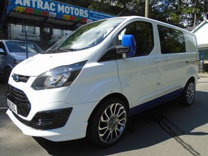 2015 15 Ford TRANSIT CUSTOM 290 ECO-TE 6 SEATER KOMBI SWB For Sale