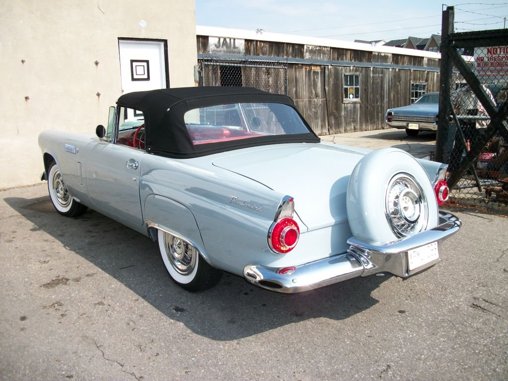1956 Ford Thunderbird For Sale (picture 2 of 5)