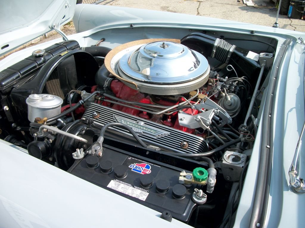 1956 Ford Thunderbird For Sale (picture 3 of 5)