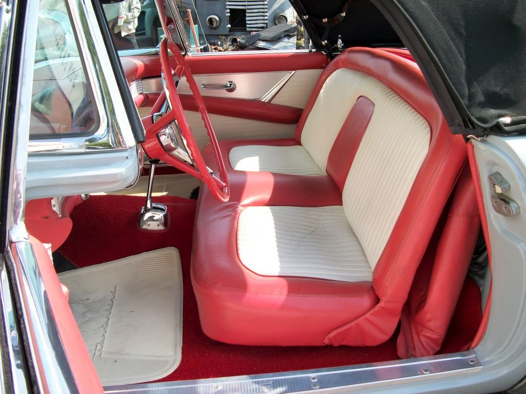 1956 Ford Thunderbird For Sale (picture 4 of 5)