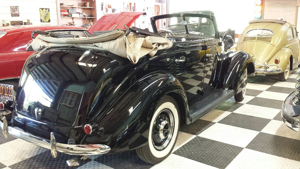 1937 Ford Model 78 4 Door Deluxe =Midnight(~)Blue V8 $obo For Sale (picture 6 of 6)