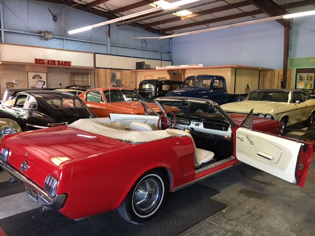 1965 Ford Mustang Convertible = 289 4 Speed Top Loader $obo For Sale (picture 2 of 6)