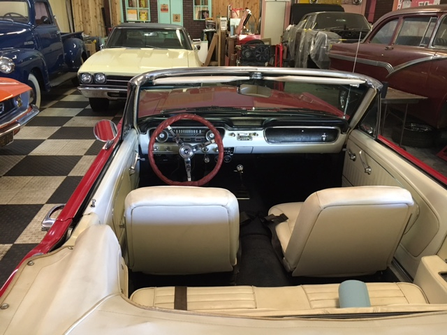 1965 Ford Mustang Convertible = 289 4 Speed Top Loader $obo For Sale (picture 4 of 6)