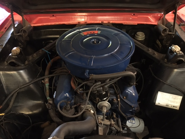 1965 Ford Mustang Convertible = 289 4 Speed Top Loader $obo For Sale (picture 6 of 6)