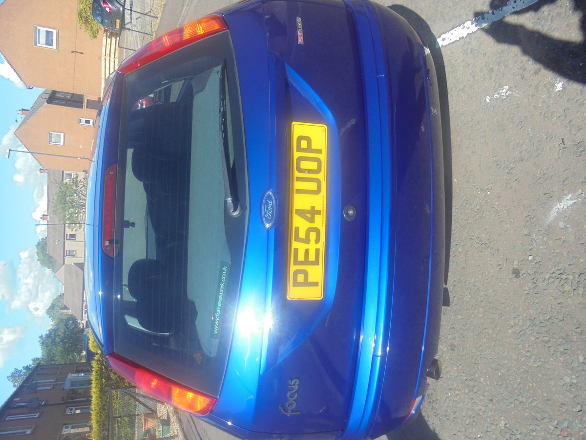 2004 ford focus st170 For Sale (picture 2 of 6)