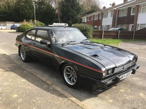 1982 Ford Capri X-Pack 2.8i low miles For Sale
