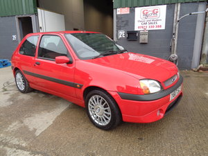 2001  fiesta 1.6 zetec s - 46,000mls fsh - 2 owner For Sale