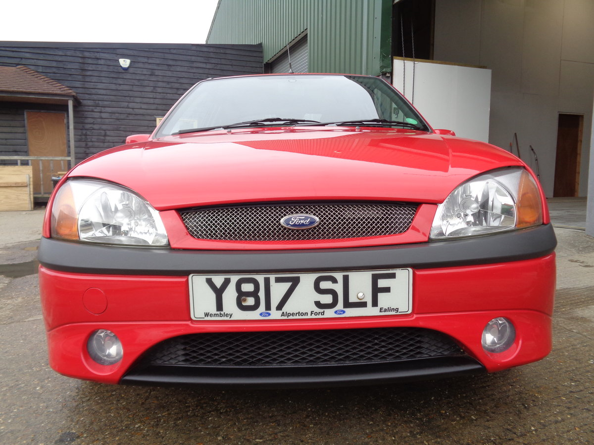 2001  fiesta 1.6 zetec s - 46,000mls fsh - 2 owner For Sale (picture 4 of 6)