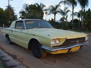 1966 Ford V8 390 Thunderbird at ACA 15th June  For Sale