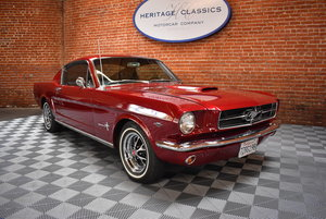 Picture of 1965 Ford Mustang Fastback SOLD