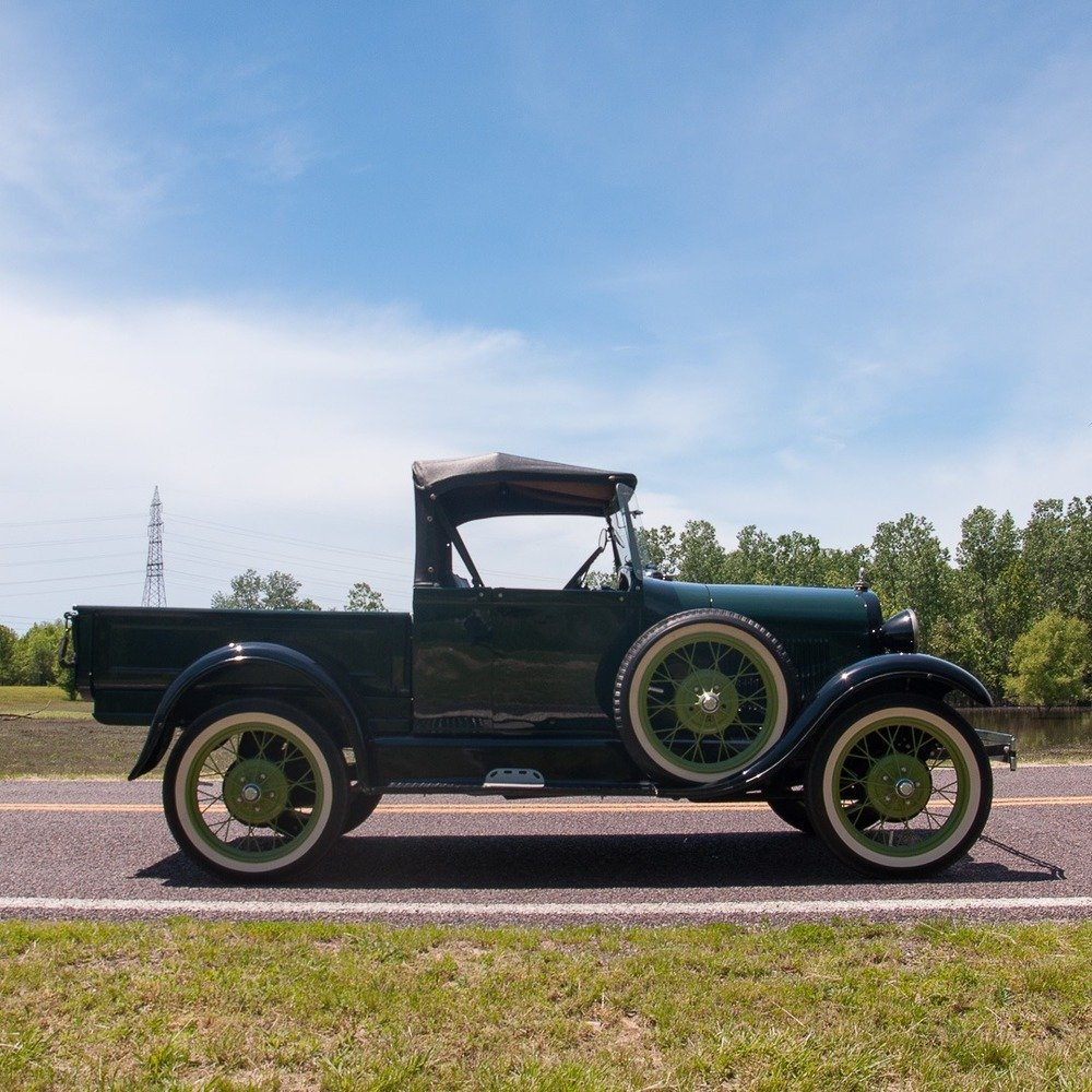 1928 Ford Model AR Open-Cab Pickup = Rare Open-Cab $obo For Sale (picture 1 of 3)